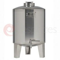 Standard tanks in quality ST/ST 316 (35 Litres)