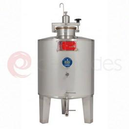Standard tanks in Stainless Steel (St/St) Quality AISI 316