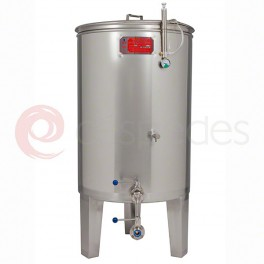 Always-full in ST/ST AISI 316 (400 to 700 Litres) with legs