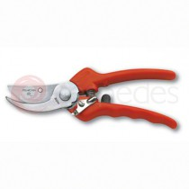 Professional pruning scissors in stainless steel
