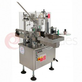 Automatic labeler-capsule machine model S2CD