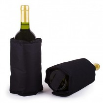Wine Cooling sleeve - Black