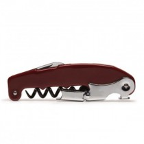 Corkscrew Retro grenat