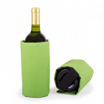 Wine cooling sleeve - Green